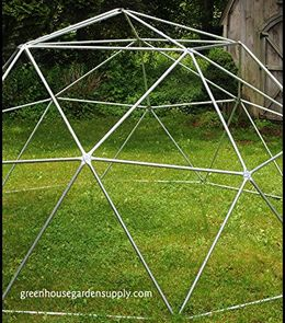12ft Geodesic Dome Frame Kit