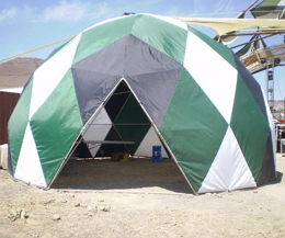 24ft Green Brother Dome