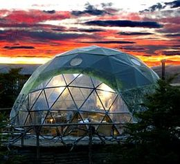 Pacific Domes Livable Domes