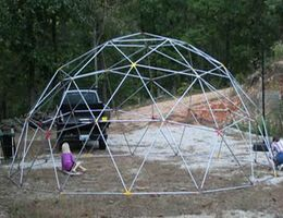 Geodesic Dome Construction Instructions